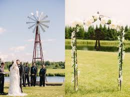 backyard pictures with awesome diy outdoor wedding ceremony garden