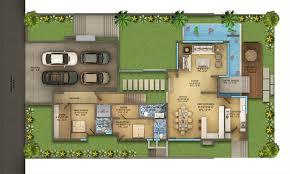 luxury villas in kokapet hyderabad eden garden