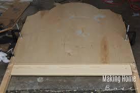 Ikea Tarva Bed Ikea Hack Diy Upholstered Headboard
