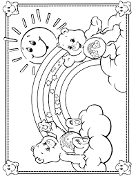 care bears 22 coloringcolor com