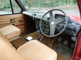 Classic Range Rover Interior Eoe 652k 1972