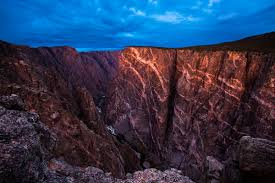 visit a colorado gorge 2 million years in the making grindtv com