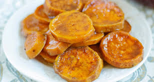 Thanksgiving Yam Recipes Dairy Free Baked Candied Yams Recipe Let U0027s Be Yummy