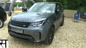 first land rover land rover discovery first edition 2017 first drive youtube