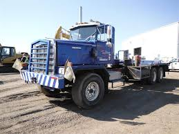 new kenworth w900l for sale used 1985 kenworth c500 t a flatbed truck for sale edmonton ab