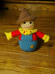 13 crochet fall ideas and free patterns crochet fall scarecrows