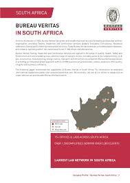 bureau veritas global shared services sa portfolio of services 2015