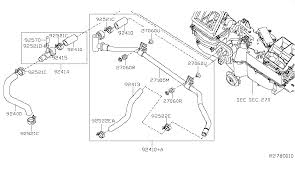 heater piping for 2008 nissan frontier nissan parts deal