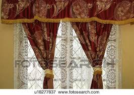 Pattern Window Curtains Picture Of Window Curtains Drapes Fabric Design Pattern