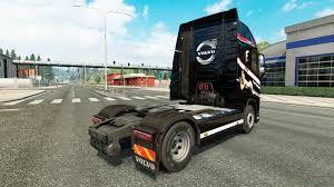 2006 volvo truck transporte skin for volvo truck for euro truck simulator 2
