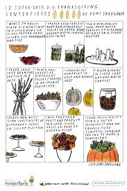 10 beautiful easy to make centerpieces for thanksgiving dinner