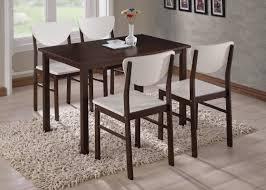 zipcode design alesha 5 piece dining set u0026 reviews wayfair
