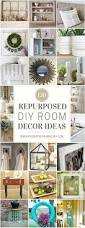 150 repurposed diy room decor ideas prudent penny pincher