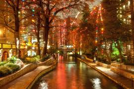 downtown san antonio christmas lights seasonal events limo satx