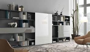 arredo librerie arredo design misuraemme equilibrata eleganza per le librerie