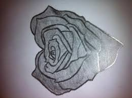 heart free download clip art on drawing easy rose and heart