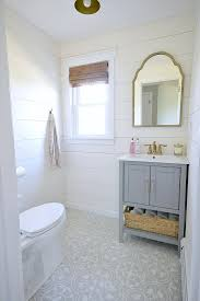 Diy Powder Room Remodel - glam farmhouse powder room makeover