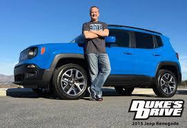 jeep renegade sierra blue duke s drive 2015 jeep renegade review chris duke
