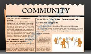 newspaper theme for ppt powerpoint newspaper template 21 free ppt pptx potx documents