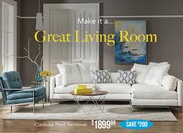 Great Living Room Furniture Enjoy Great Living In A New Great Room Rc Willey Furniture Store