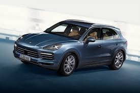 new porsche cayenne revealed pictures auto express