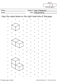 primaryleap co uk 3d shapes worksheet