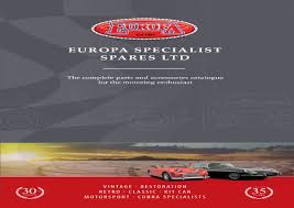 europa specialist spares ltd