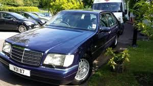 mercedes s500 1996 mercedes s500 sold 1996 on car and uk c864799