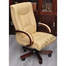 fauteuil de bureau cuir confortable fauteuil pivotant de bureau en cuir lider grand
