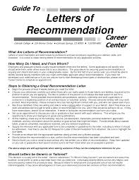 recommendation letter from employer to college cover letter