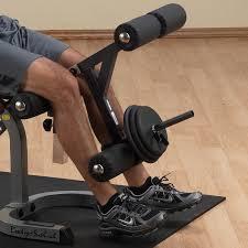 Leg Developer Bench Body Solid Leg Developer Attachment Glda1 Orbit Fitness