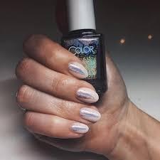 hologram nails