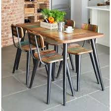 indian wood dining table coastal chic small dining table reclaimed wood indian furniture ebay