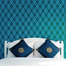 Floral Wall Stencils For Bedrooms 18 Best Stencils Images On Pinterest Wall Stenciling Stencils