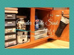 accessories under sink kitchen organizer cabinet under kitchen