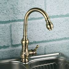 Kingston Brass Kitchen Faucet Kitchen Faucets Polished Brass Kitchen Faucets Cheap Pull Faucet