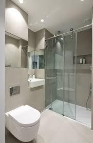 bathroom modern bathroom design ideas with gray tile flooring
