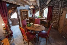 chambre d hote la bresse the tree houses the hobbit house in la bresse near the forest 7