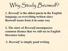 themes of beowulf poem beowulf why beowulf provenance setting poetic devices terms themes