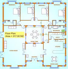 4 bedroom house floor plans house floor plans 4 bedrooms uk homes zone