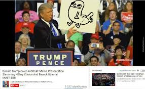 How Do I Make Memes - not only will he make america great again he will also make memes