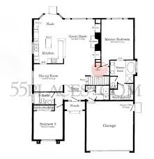 monterey floorplan 1685 sq ft gleneagles village 55places com