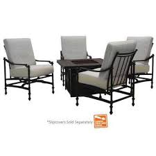 Fire Pit And Chair Set Fire Pit Hampton Bay Fire Pit Sets Outdoor Lounge Furniture