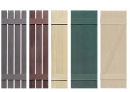 Decorative Windows For Houses Designs Wood Shutter Designs Cheap Discounted Exterior Window Shutters
