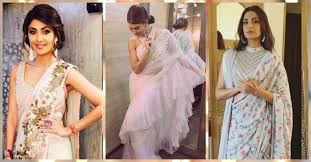 saree draping new styles 5 exciting new ways of draping your saree popxo