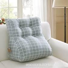 canapé de repos guowei coussin de chevet coussin lombaire canapé de lit chaise de