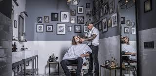Latest Barber Shop Interior Design Echo Design Architecture U203a Barber Shop