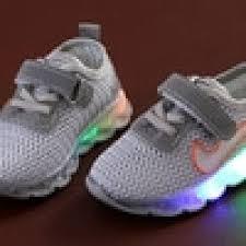 Sepatu Nike nike led abu abu