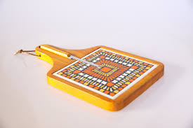 ceramic cutting boards 2014 orange mod cutting board 1960 wooden ceramic cutting board