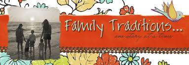 family traditions one story at a time